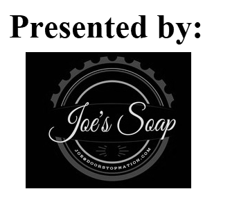 Presented by: Joe's Soap